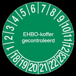 EHBO-koffer gecontroleerd