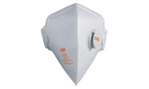 FFP2-stofmasker Uvex® silv-Air C, vouwbaar