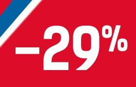 29% korting op een selectie eigendomsetiketten