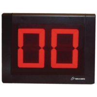 Nummerdisplay med 2 eller 3 siffror - Turn-O-Matic®