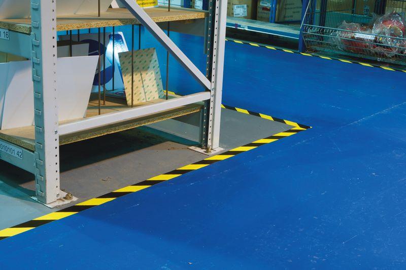 5S Floor Markings