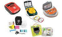Defibrillators and CPR Equipment