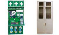First Aid Stations & Storage