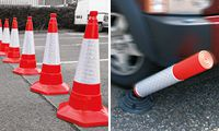 Traffic Cones, Bollards & Posts