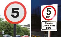 Traffic & Car Park Signs