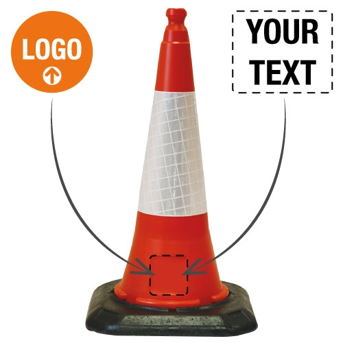 Custom Dominator Traffic Cone