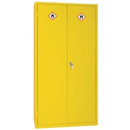Dangerous & Flammable Substance COSHH Storage Cabinets