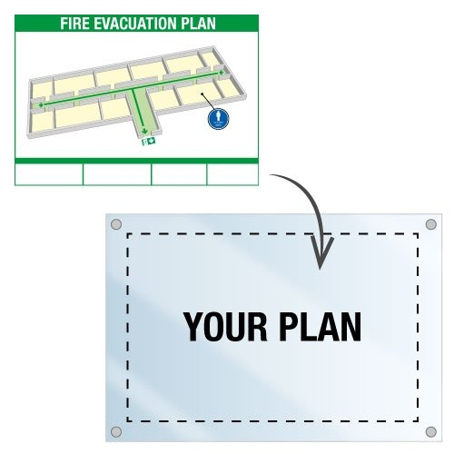 Custom Evacuation Maps