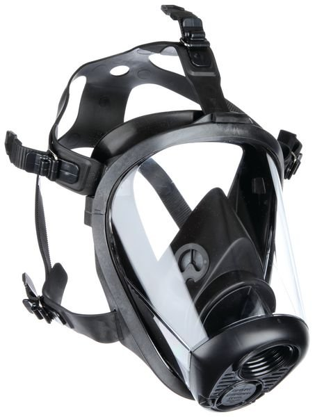 Honeywell Optifit Full-Face Respirator Mask