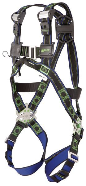Miller® R1 Basic Revolution Duraflex Safety Harness