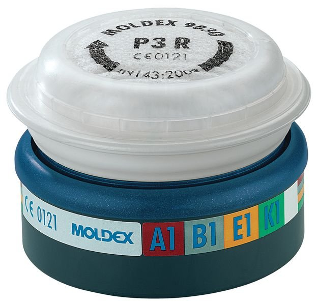 Moldex® Easylock® Respirator Filters