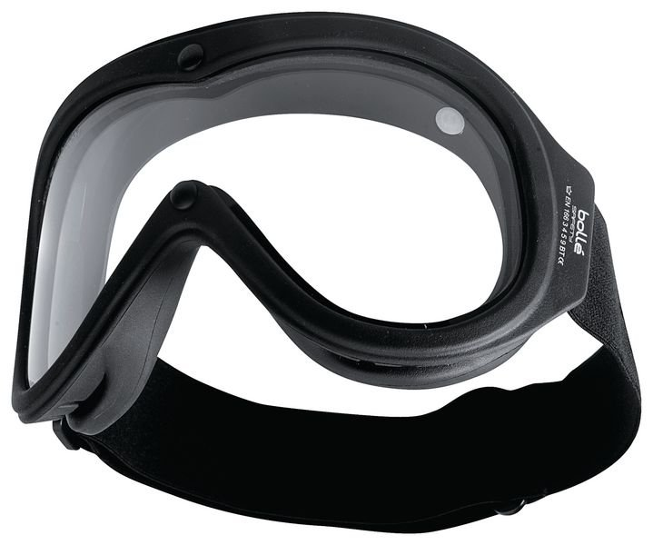 Bollé® Chronosoft Pompier Safety Goggles