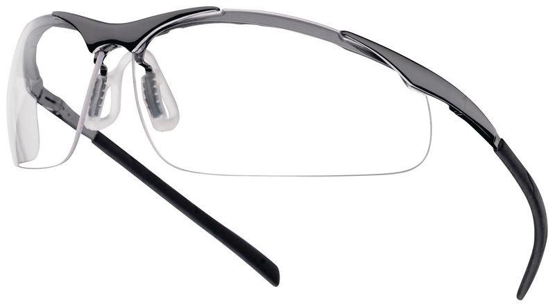 Bollé® Contour Metal Safety Glasses