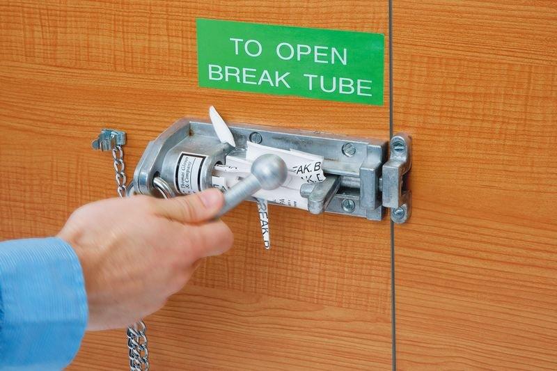 Panic Bolt Unit - Spare Glass Tube