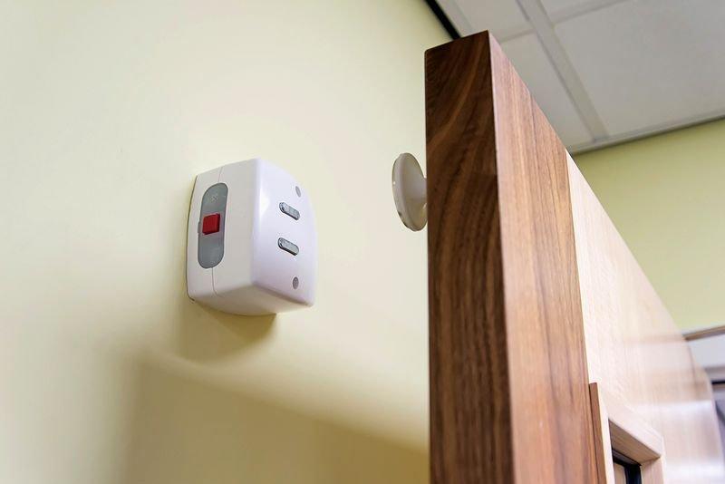 Agrippa Acoustic Digital Door Holder