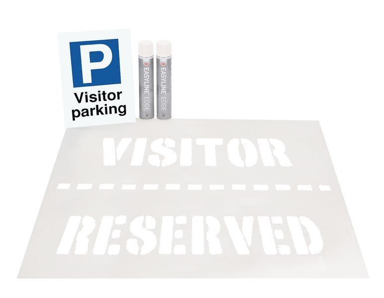 Visitor Parking Bay Update Kits