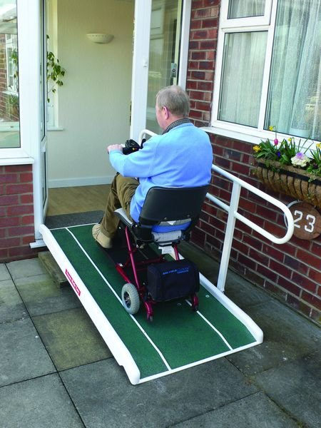 Standard Access Ramps with Handrails