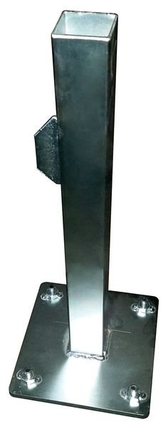 Adjustable Height Restrictor Ground Anchor