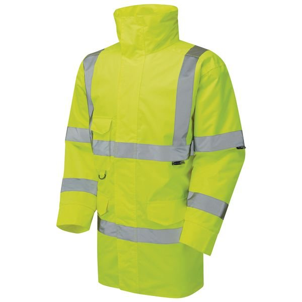 High Visibility Motorway Jacket