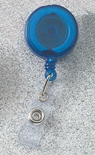 Translucent Badge Holders
