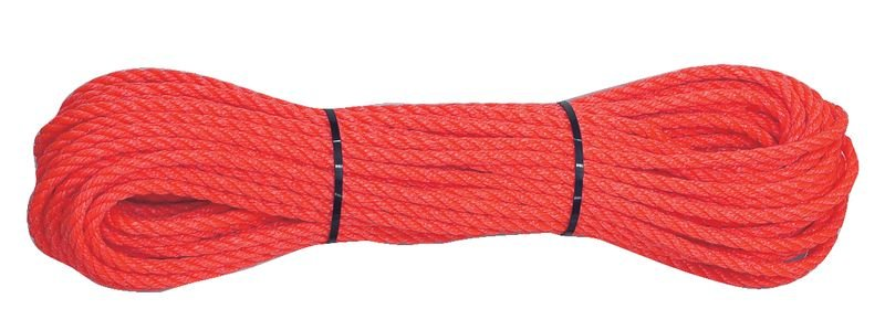 Orange Floating LIfebuoy Lifeline - 30m