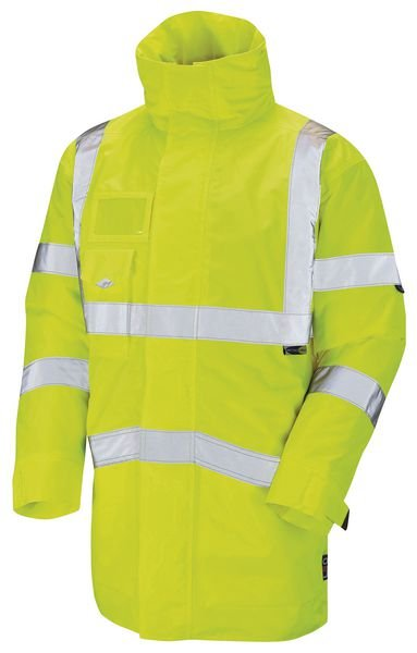 High Visibility High Protection Motorway Jacket