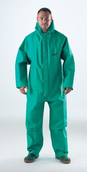 Chemical Resistant Boilersuit with Hood