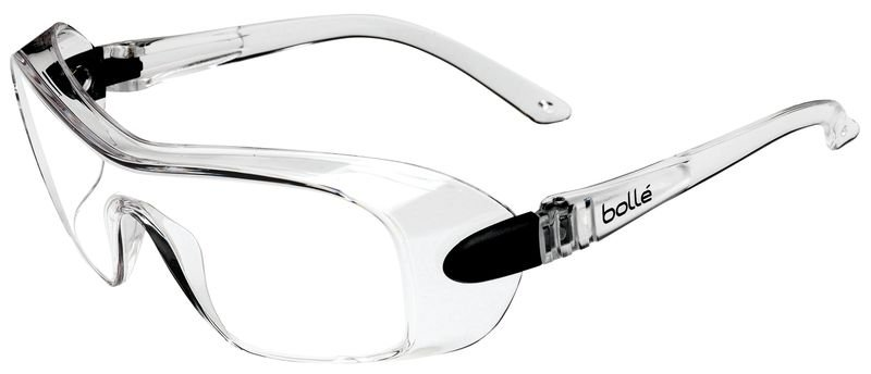 Bollé® Overlight Safety Glasses