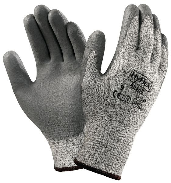 Ansell HyFlex® 11-630 Cut Resistant Work Gloves