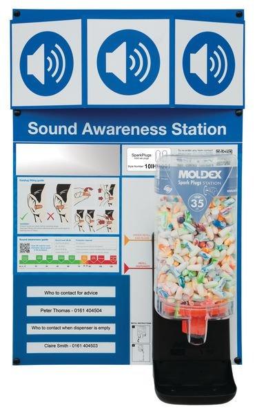 Sound Awareness Stations - Moldex®
