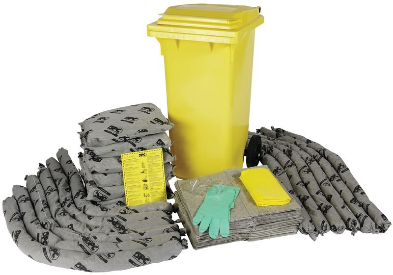 Maintenance/Universal Mobile Container Spill Kits