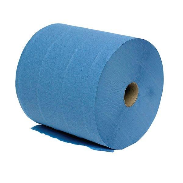 2-Ply Blue Mobi Roll