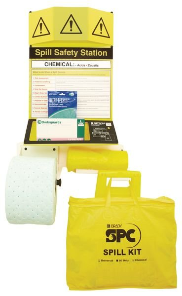 Chemical High Hazard Spill Safety Stations