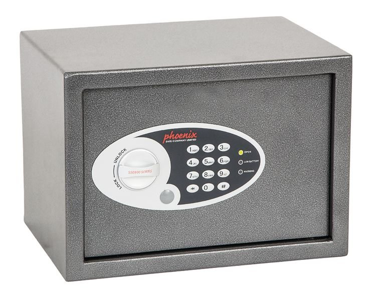 Compact Home/Office Safes