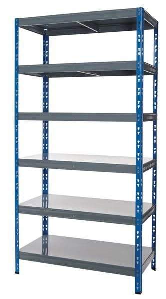 Premier Steel Shelving