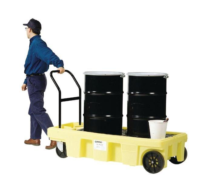 Enpac Poly Spill Cart
