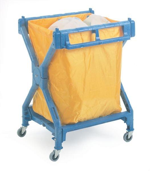 Folding Laundry Trolley