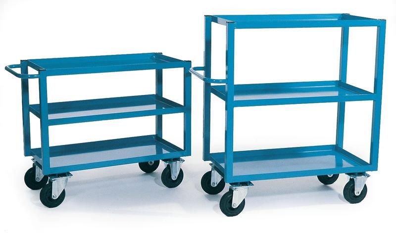 Heavy-Duty Tray Trolleys