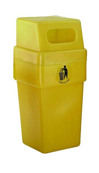 Polyethylene Litter Bins