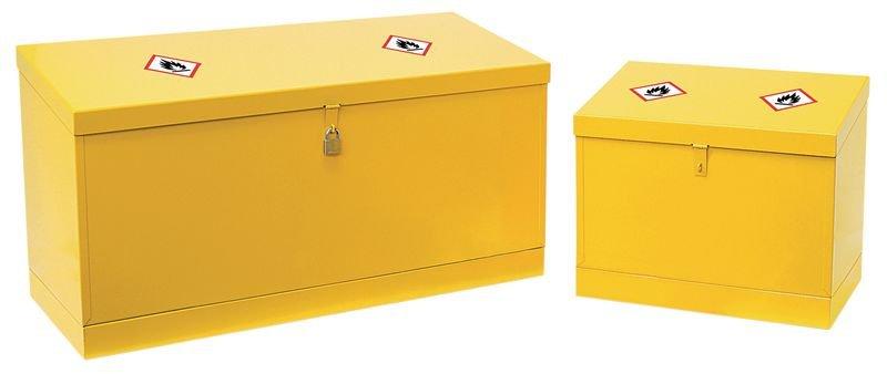 Dangerous/Flammable Substance Storage Bins