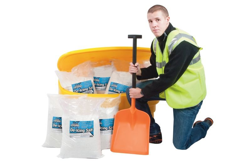 220L Beehive Grit Bin Kit