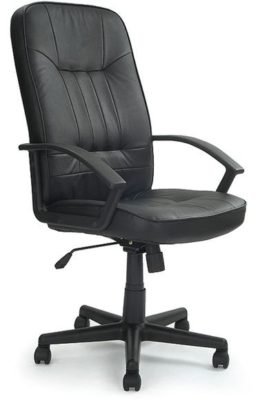 Leather Effect Executive Chair