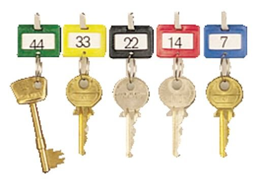 Setonsecure Premier Security Key System - Coloured Tags