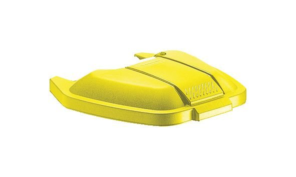 Curver® Mobile Container Replacement Lid - Yellow