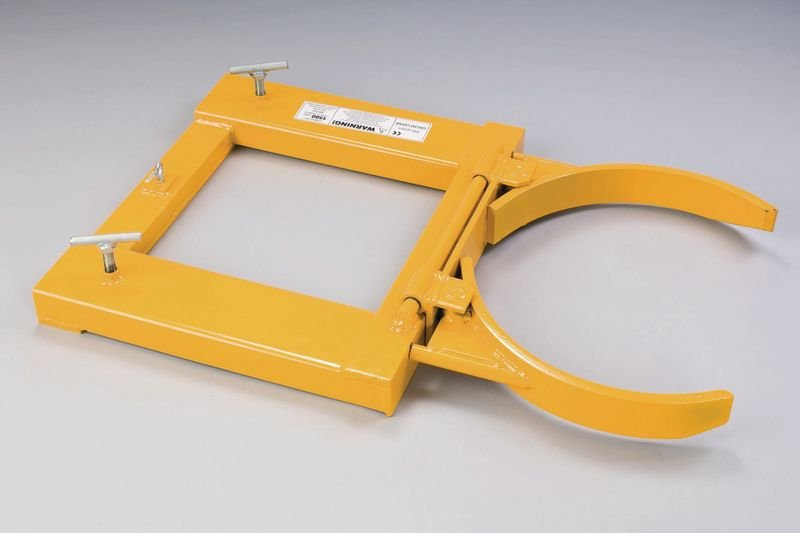Forklift Drum Clamps
