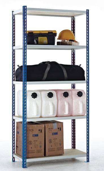 375kg Industrial Safety Shelving