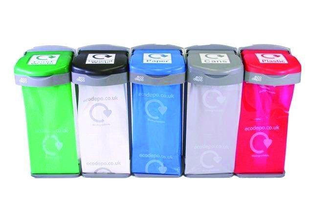 Deluxe Recycling Sackholders