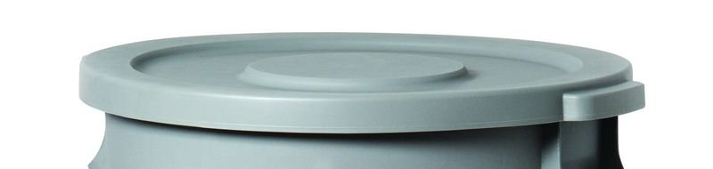 Snap on Lids - Heavy Duty Round Containers