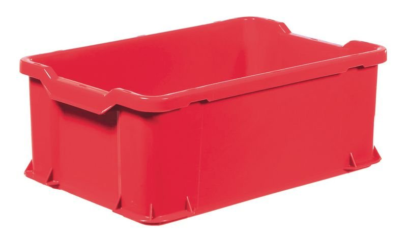 Heavy-Duty Stacking Containers
