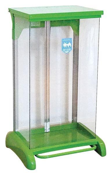 Clear Recycling Bin